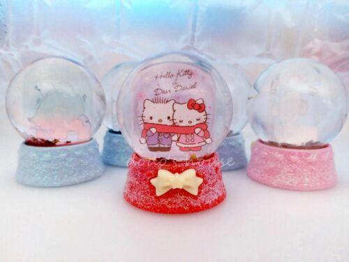 Hot - Xmas New Sanrio Japan Hello Kitty Mini Snow Globe