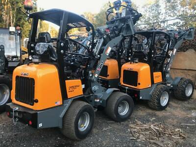 2019 Toboroco Giant 263sw Xtra Mini Articulating Wheel Loader