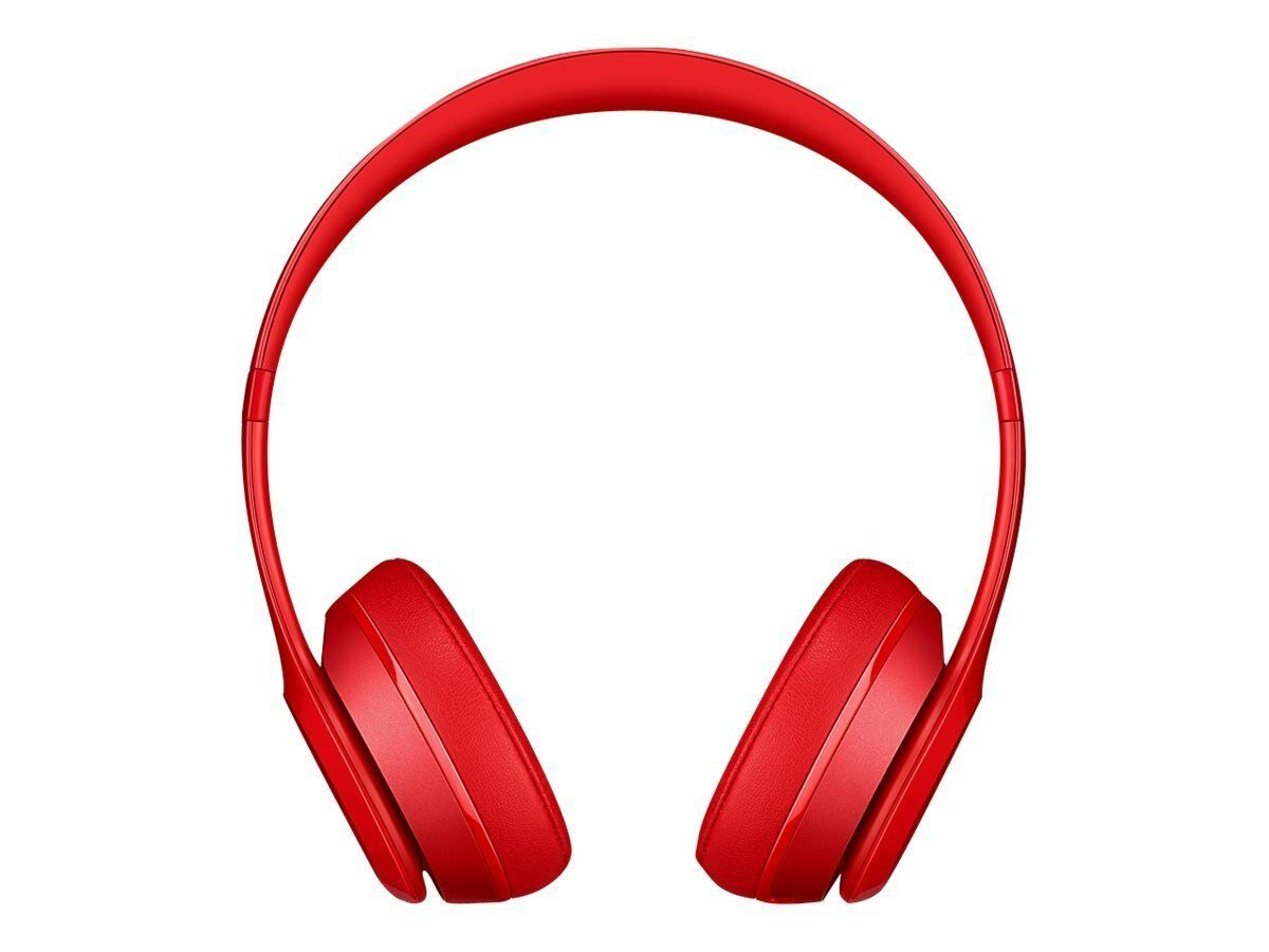 Beats By Dre - Beats by Dr. Dre Solo2 Wireless Headband Headphones - Red