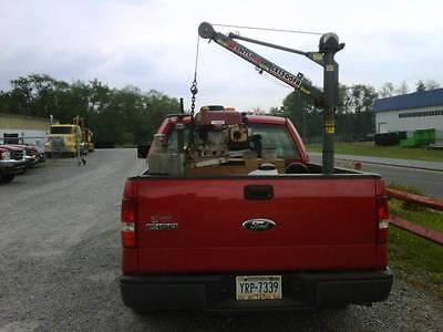 Venturo Electric Mast Crane Ce1500fb