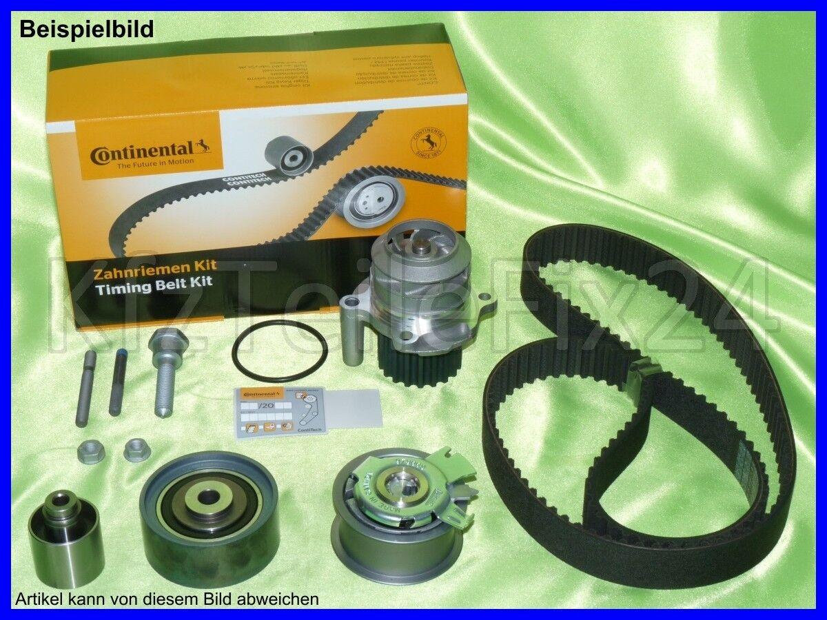 CONTI Zahnriemen Satz Kit + Wasserpumpe VW Crafter T5 Touran Tiguan 1.6/ 2.0 TDI