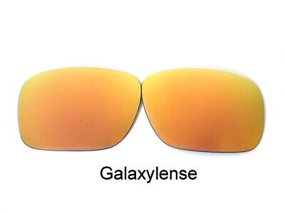 Galaxy Replacement Lenses For Oakley Holbrook Sunglasses Peach Gold Polarized (Oakley Sunglasses Gold Lens)