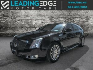 2010 Cadillac CTS 3.6L Nav, Panoramic Sunroof, Reverse Camera...