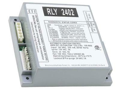 Lochinvar Rly2402 Ignition Module For Cw Cwn Ch Pb And More 100208464