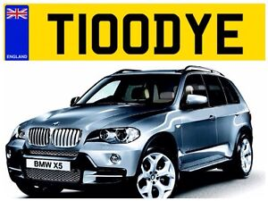 TODD-TODDS-TODDY-TODDYS-TODDIES-PRIVATE-NUMBER-PLATE-REGISTRATION-MARK