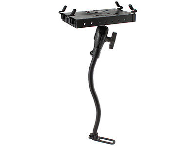 RAM Vehicle No-Drill Seat Rail Mount for Samsung Q1 Tablet