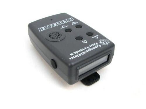 Competition Electronics Grey Pocket Pro 2 Electronic Shot Timer USPSA IDPA 3-Gun