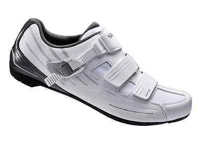 Shimano SH-RP3W de Mujer Zapatillas Bicicleta Carretera Blanco - 41 (US 8.5)...