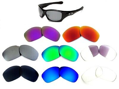 Galaxy Replacement Lenses For Oakley Pit Bull Sunglasses Multi-Color Polarized (Replacement Lenses For Oakley Pitbull)