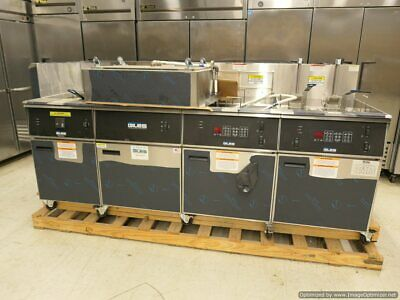 New Giles Eof-bibfflt2424 Electric Fryer W Oil Filter Rethermalizer 480v3