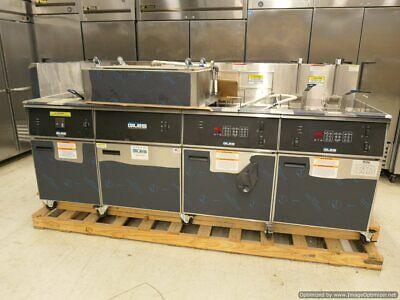 New Giles Eof-bibfflt2424 Electric Fryer W Oil Filter Rethermalizer 480v3