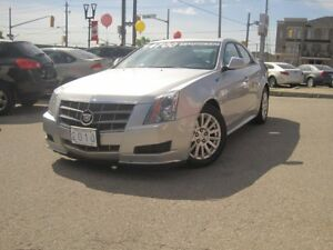 2010 CADILLAC CTS4 |AWD • Panoramic Roof • Leather