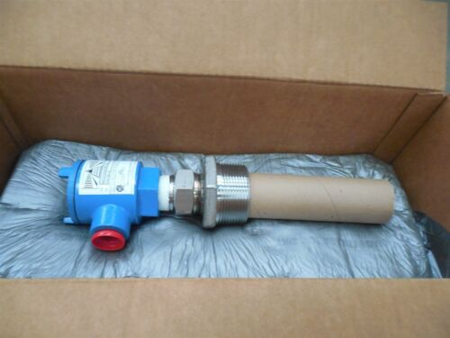 """NEW Delta Controls 622-YYY-A-2.5""""MPT-AA Direct Inserted Flow Switch"""