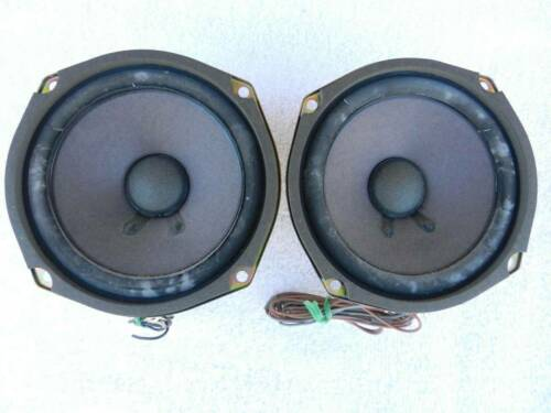 TOSHIBA SPEAKERS MODEL 1390 HIGH BASS