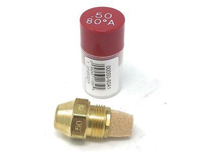 Delavan 0.50 Gph 80 A Hollow Oil Burner Nozzle 5080a .50 Gph 80 00050-80a1