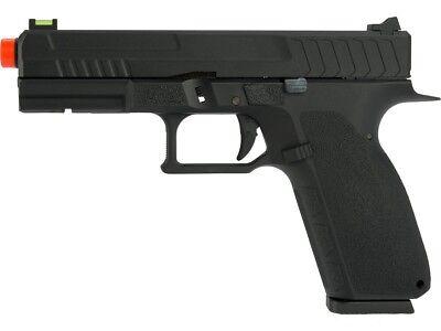 KJW Hi-capa Tactical Gas/co2 Gas Pistol Black Airsoft Pistol New
