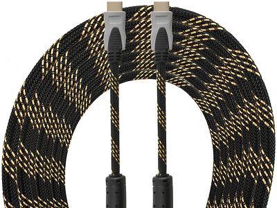 HDMI Kabel 2.0 Ethernet 4K Vergoldete Stecker Länge  5m TV Konsole 7060 Hdmi-kabel Längen