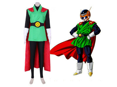 Dragon Ball Z Great Saiyaman Son Gohan Kai Cosplay Costume Custom Made  HH.015](Gohan Costumes)