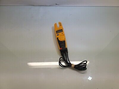 Fluke T5-600 600a Voltage And Current Test Meter Electrical Tester