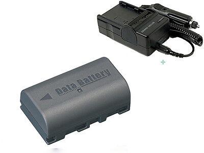 Батареи Li-ion Battery+Charger for JVC Everio