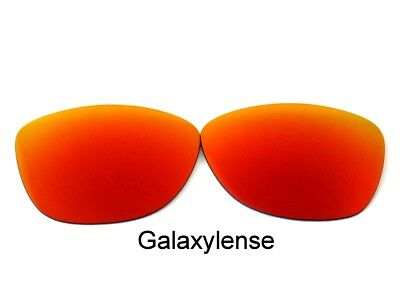 Galaxy Replacement Lenses For Oakley Jupiter Not Jupiter Squared Red Polarized  for sale  Shipping to India