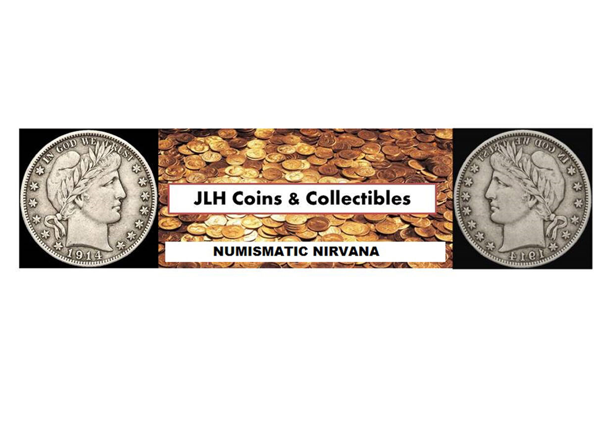 JLH Coins and Collectibles