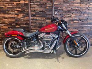 2018 Harley-Davidson Fxbr Breakout Cruiser 1745cc