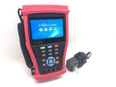 Ipcc Hd Cctv Camera Tester Mc430-5-ip-p Cmp032910