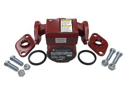 Bell Gossett 103251 Nrf-22 Cast Iron Circulator Pump 115v With 34 Flanges