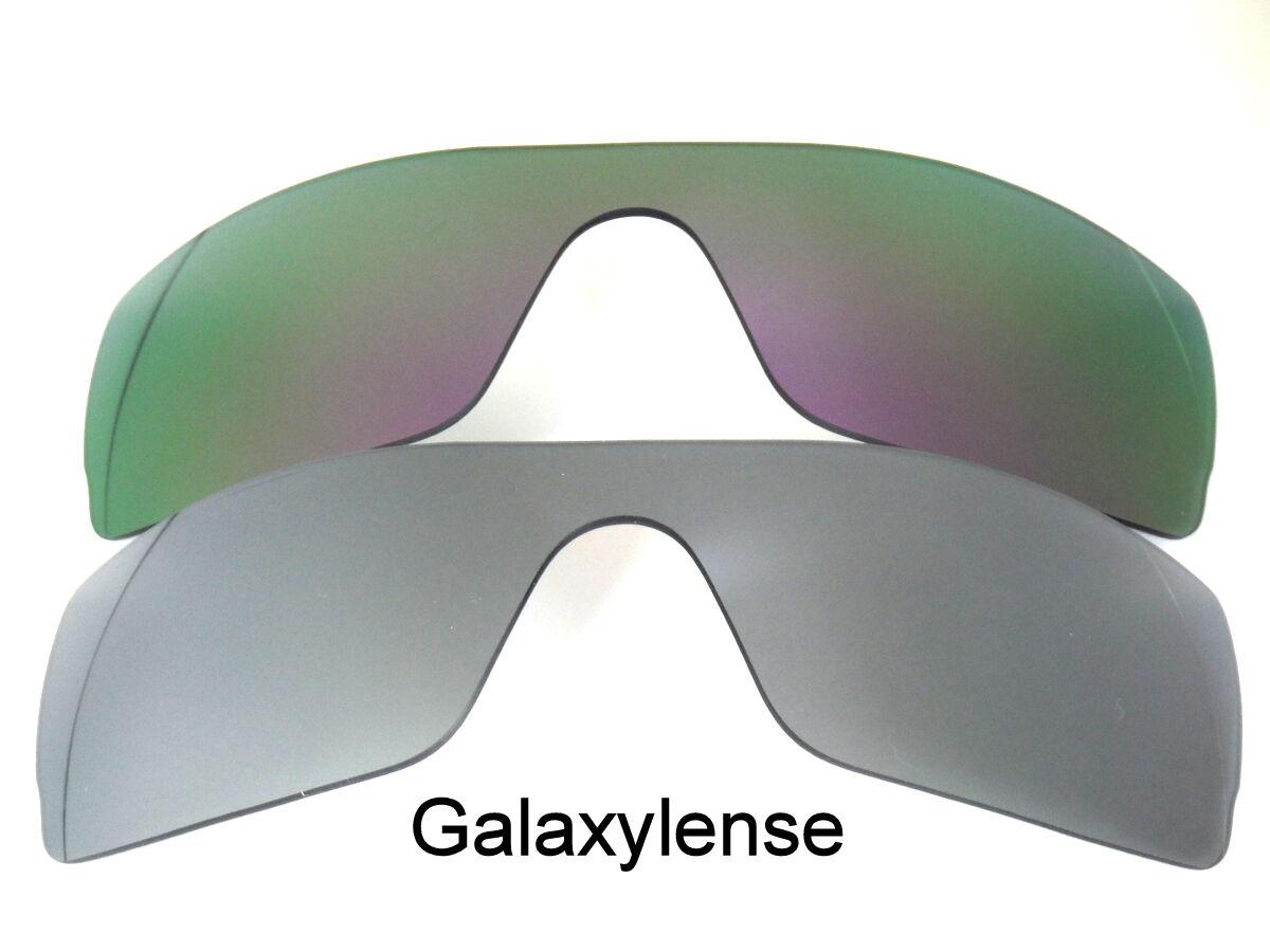 lentes de repuesto oakley batwolf
