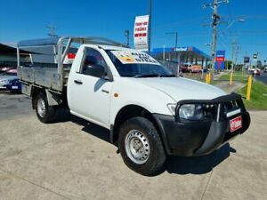 2007 Mitsubishi Triton ML MY08 GLX 4 Speed Automatic Cab Chassis Deer Park Brimbank Area Preview