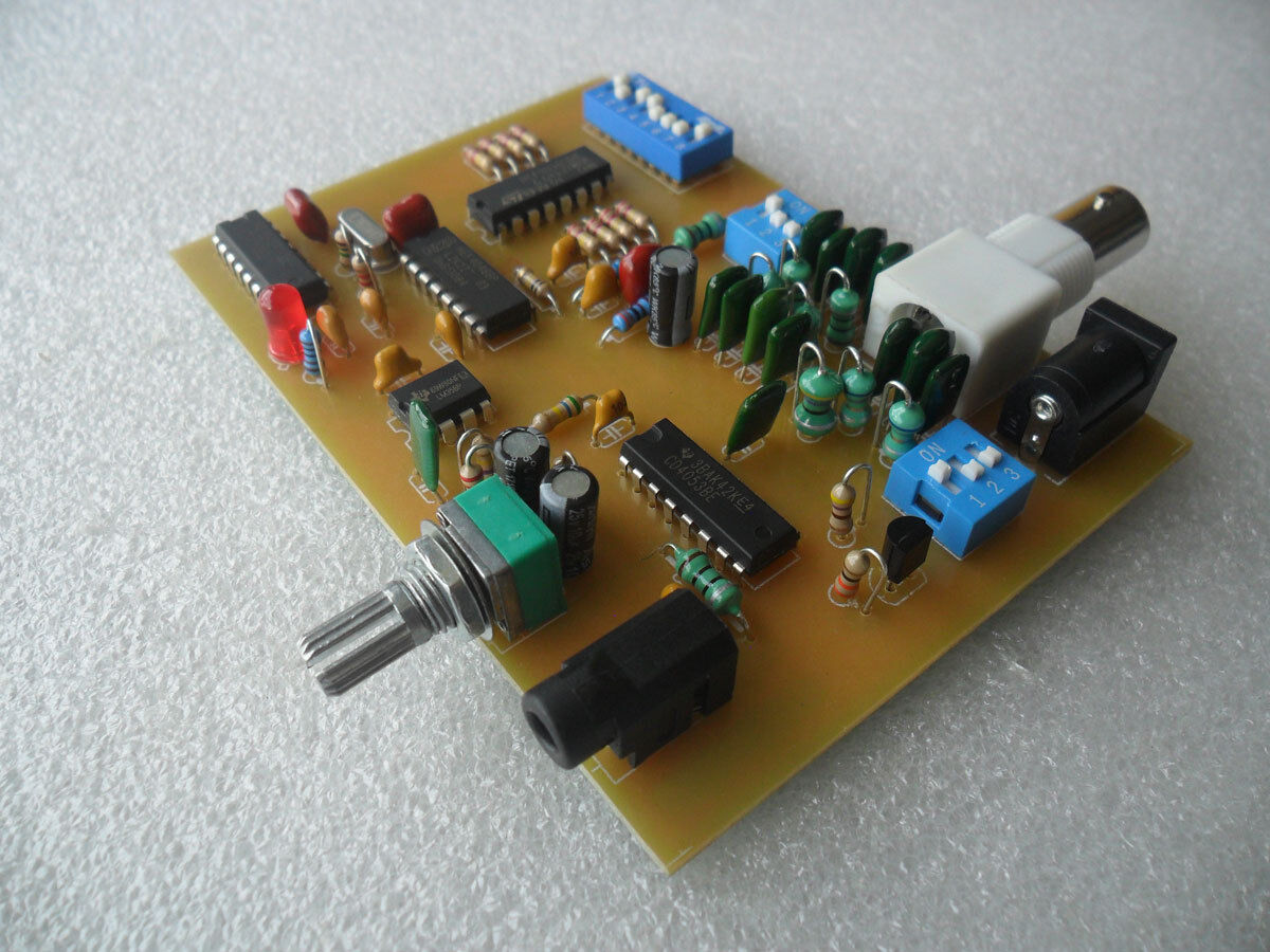 531 to 1602 kHz Low power AM PLL transmitter kit for learning | Shopping  Bin - Search eBay faster
