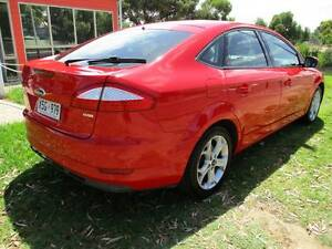 2008 Ford Mondeo Hatchback Goolwa Alexandrina Area Preview