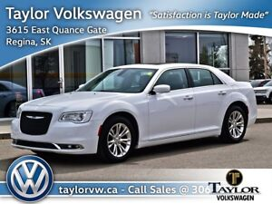 2015 Chrysler 300 Touring The Award winning 300, Loaded and Affo