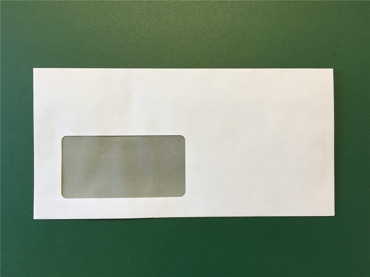 Briefumschläge Umschlag Brief Din Lang 110 X 220mm Selbstklebend Mit
