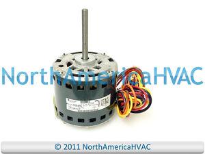 Carrier bryant ge 1 2 hp furnace blower motor hc43ae461a for 1 2 hp furnace blower motor