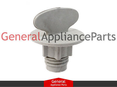 - Whirlpool Kenmore KitchenAid Dishwasher Spray Wash Arm Retainer Nut 9742945