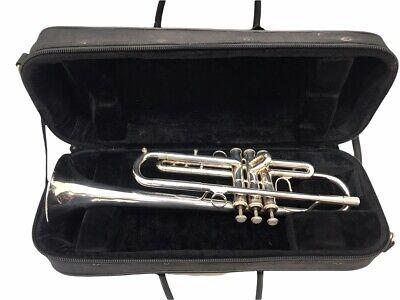 Jerome Callet Jazz Silverplate Trumpet - NICE! (HE2034223)