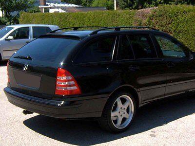 Tönungsfolie passgenau Mercedes C-Klasse (W203) T-Modell ´01-´07