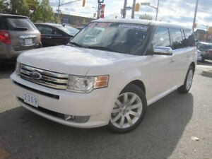 2009 FORD FLEX LIMITED | 6 Passenger • Low KMS!!!