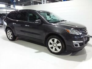 2016 Chevrolet Traverse LT AWD- 5000LB TOWING CAPACITY, HEATED S