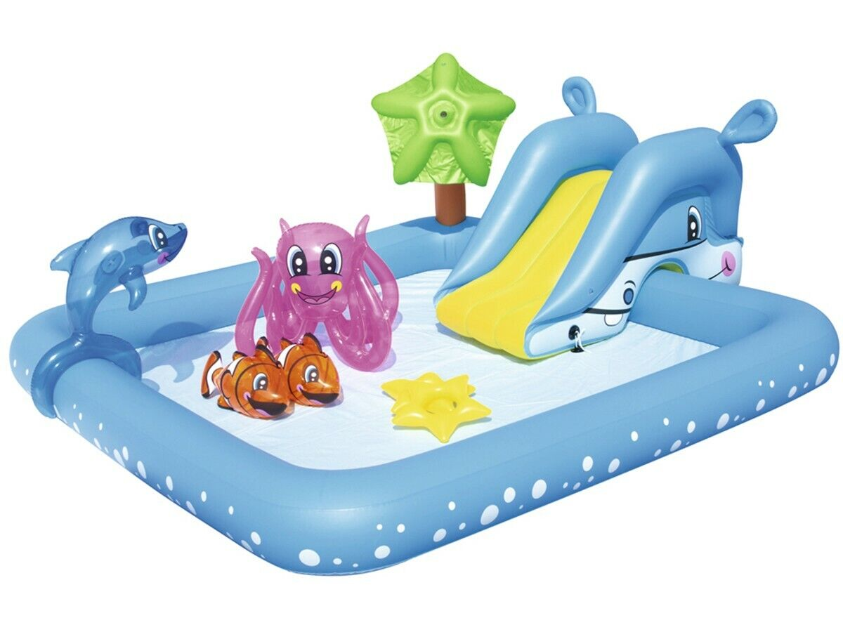 Bestway 53052 Pool Piscina Infantil Piscina 239x206 Acuarios Piscina 3541