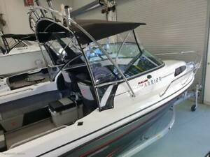 Fi-Glass Warrior 2020 6.4m Warranty - 6 years!!