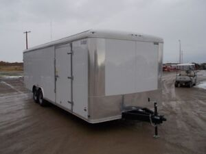 2019 Haulin HACX8524TA3 Enclosed Car Hauler Trailer