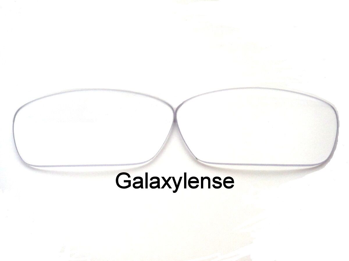 7834cb7ce1d Galaxy Replacement Lenses For Oakley Fuel Cell Clear Colors 100% UVA B C