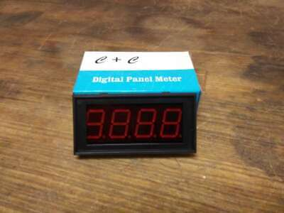 Led Digital Panel Meter - 5v Common Ground Item Pm-1029b