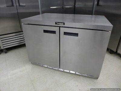 Delfield Uc4448n Undercounter 48 Front-breathing Cooler Refrigerator Restaurant