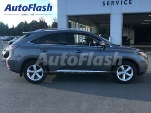 2012 Lexus RX 350 Premium AWD *Cuir/Leather *Bluetooth *Toit-ouv