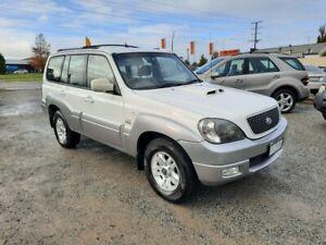2006 Hyundai Terracan CRDi White 5 Speed Manual Wagon Officer Cardinia Area Preview