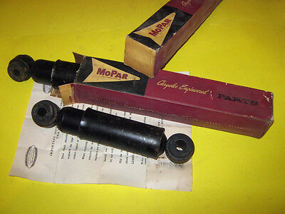 Chrysler Desoto Dodge Plymouth All 1951 to 1954 Front Mopar Shock Absorbers